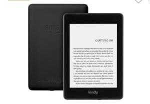 Kindle Novo Paperwhite, 8GB, Wi-Fi, Preto
