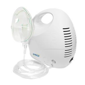 Inalador e Nebulizador G.Tech Nebcom IV Branco Bivolt - R$107