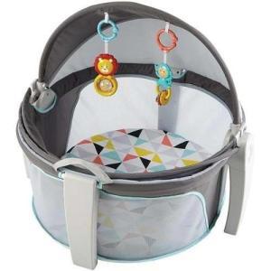 Cabaninha do Bebê Fisher-Price FFG89 Cinza - R$267