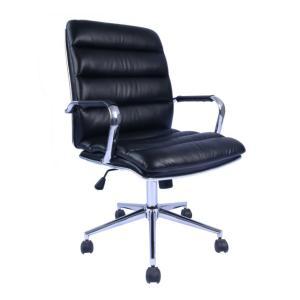 Cadeira de Escritório Diretor Suíça Preta | R$310