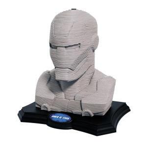 Puzzle Escultura 3D Homem de Ferro | R$47