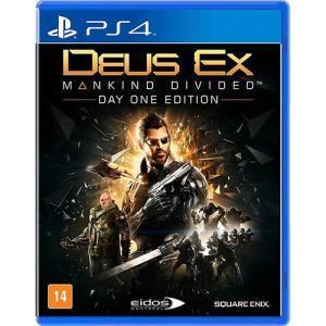 Deus Ex: Mankind Divided - PS4 | R$ 30