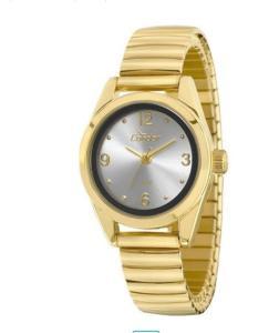 Relógio Analógico Condor Aço CO2035KMF/4K Feminino Dourado