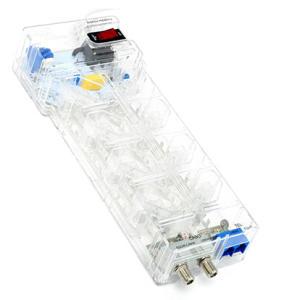 Filtro de linha 8 tomadas Clamper Multiproteção R$83