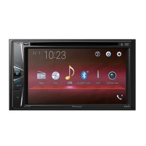 "Dvd Automotivo Pioneer AVH-G218BT Tela 6.2"" Bluetooth, USB, AUX - WMA, MP3, AAC, WAV R$599"