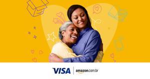 Use seu cartão virtual Neon para fazer compras acima de R$ 200 na Amazon e receba R$ 70.