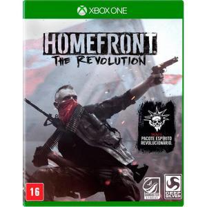 Homefront: The Revolution xbox one