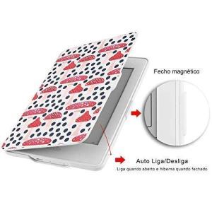 Capa para Kindle Paperwhite (exceto Novo Kindle Paperwhite 10ª geração)