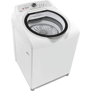 Lavadora de Roupas Brastemp 15kg, Branca - BWH15 | R$1.624