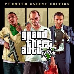 GTA 5 edição online premium