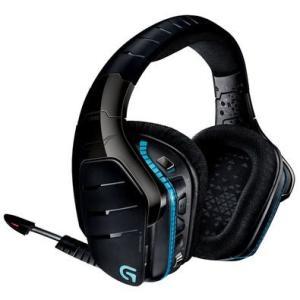 Headset Gamer Logitech G933 Artemis Spectrum Sem Fio RGB Lightsync 7.1   R$600