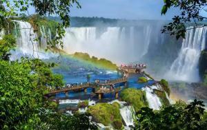 Pacote Foz do Iguaçu Passagem Aérea + Hospedagem com café da manhã (3, 4, 5 ou 7 diárias)  - a partir de R$499