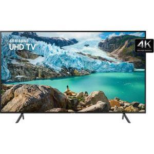 """Smart TV LED 65"""" Samsung UN65RU7100GXZD Ultra HD 4K com Conversor Digital 3 HDMI 2 por R$ 4320"""