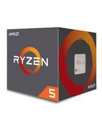 Processador AMD Ryzen 5 2600 Hexa-Core 3.4GHz (3.9GHz Turbo) 19MB Cache AM4 - R$730