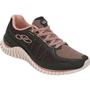Tênis Olympikus Impire feminino - preto e rosa OBS: N° 34 e 35