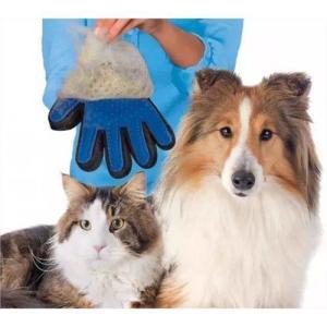 [APP] Luva Nano Magnética Tira Pelos Pets Cães Gatos True Touch