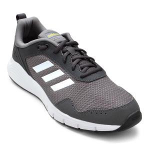 Tênis Adidas Fluidcloud Neutral Masculino - Cinza e Branco R$138