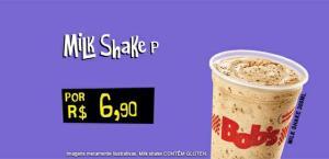 Milk Shake P no Bob's (Bob's Fã)