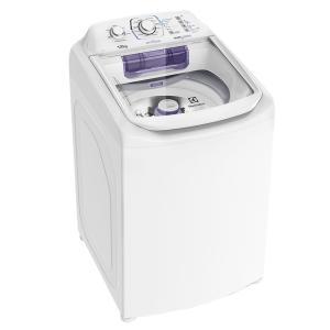 Lavadora Compacta com Dispenser Autolimpante e Cesto Inox Capacidade 12Kg (LAC12) - R$999