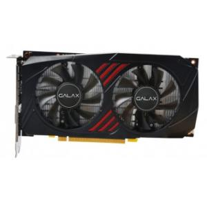 Placa de Vídeo Galax Geforce GTX 1060 OC RedBlack, 6GB GDDR5X, 192BIT   R$899