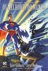 HQ | Superman & Batman. Os Melhores do Mundo (Capa dura) - R$16