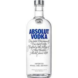 Vodka Absolut 1 Litro com AME