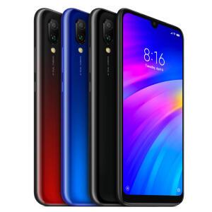 Xiaomi Redmi 7 Global Version 6.26 polegadas Câmera Traseira Dupla 3 GB RAM 32GB ROM Snapdragon 632 Octa core 4G - R$515