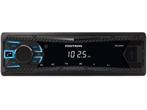 Som Automotivo Pósitron MP3 Player FM - Bluetooth USB SP2230BT  R$120