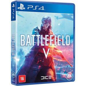 [APP] Game Battlefield V - PS4 - R$80