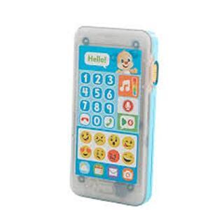 Telefone Emojis Aprender e Brincar Fisher Price | R$105