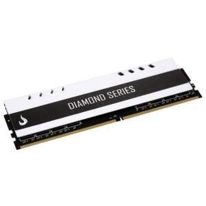 Memória Rise Mode Diamond, 4GB, 2400MHz, DDR4, CL15, Branco - RM-D4-4GB-2400DW - R$145