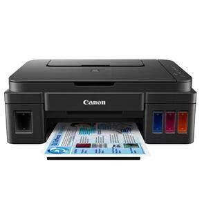 Multifuncional Tanque de Tinta Canon Pixma G3100V Wireless - Impressora, Copiadora e Scanner | R$679