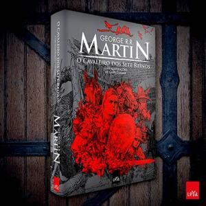 Livro - O Cavaleiro dos Sete Reinos - Ilustrado (pegue na loja)