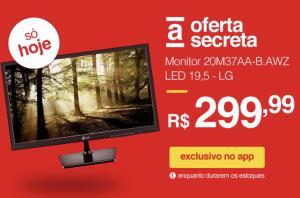 Monitor 20M37 AA-B.AWZ LED 19,5 - LG