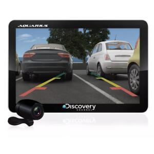 """GPS 4.3"""" Aquarius com TV e Câmera de Ré Discovery Channel - (25% de desconto)"""