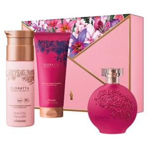 Kit Presente Floratta Flores Secretas Mães por R$ 130