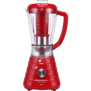 Liquidificador Power Blend Vermelho Fun Kitchen - R$69