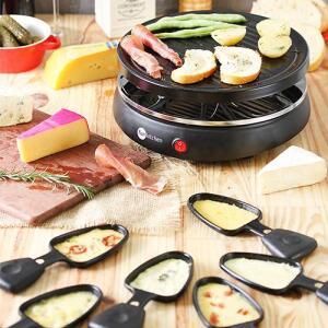 [Cartão Shoptime] Raclette Elétrica Fun Kitchen - R$97