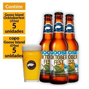 Kit Goose Island Oktoberfest + Copo | R$143