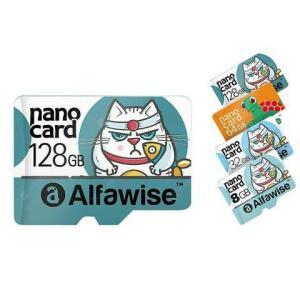 Cartão Sd 128gb Alfawise Uhs3 Xc High Speed R$109