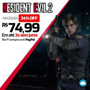 Resident Evil 2 para PC