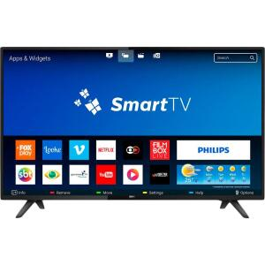 "Smart TV LED 32"" Philips 32PHG5813/78 HD com Wi-Fi, 2 USB, 2 HDMI | R$789"