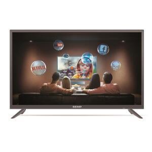 """Smart TV LED 39"""" Semp TCL L39S3900 Full HD com Conversor Digital 2 HDMI 1 USB por R$ 1061"""