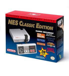 Nintento NES Classic Edition