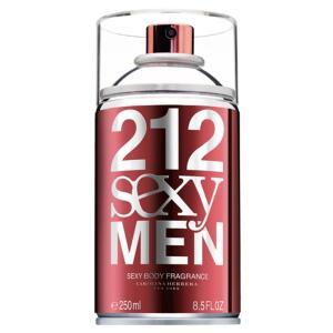 Body Spray Carolina Herrera 212 Sexy Men Eau de Toilette - 250ml R$107