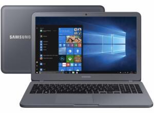 "Notebook Samsung Expert X50 Intel Core i7 8GB 1TB - 15,6"" Full HD Placa de Vídeo 2GB Windows 10 R$3161"