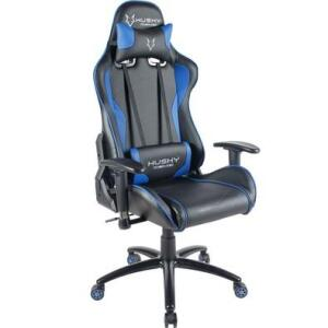 Cadeira Gamer Husky Storm, Black Blue - HST-BB R$630