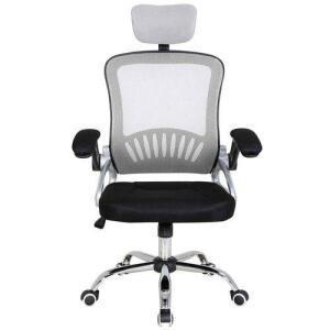 Cadeira Diretor New York Ii Cinza