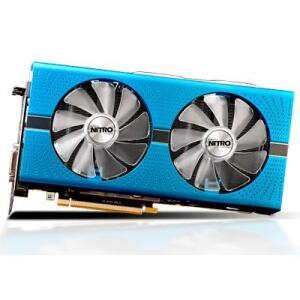 Placa de Vídeo Shapphire Radeon RX 590 8GB Nitro+ | R$1.347