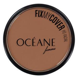 Océane Fix My Cover 4 - Pó Compacto Matte 9,6g | R$26